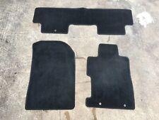 2006 2007 2008 2009 2010 2011 Honda Civic Sedan Complete Floor Mat Set OEM