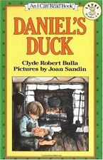 Daniels Duck (I Can Read Level 3) by Clyde Robert Bulla