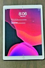 "Apple iPad Pro 12.9"" Tablet 128GB WiFi + Cellular UNLOCKED  Silver"