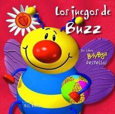 Los juegos de Buzz: Zany Zed, Spanish-Language Edition (Busybugz destellos) (Sp
