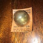 Vintage For all 1956 or later Thimble Drome Glow Plug # 302 1/2 A-T.D. Engines