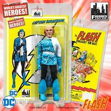 "DC Comics FLASH Series 1 Retro mego CAPTAIN BOOMERANG   8""  MIP NEW sealed"
