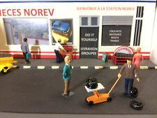 "2 ROUES NOREV MODELE ""D"", MONOBLOC, REMORQUE PORTAFLOT ET BERLIET, (REF PNE.02)"
