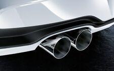 orig. BMW M Performance Endrohrblende Chrom 1er E81 E87 123d
