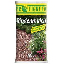 Rindenmulch 60 Liter Mulch Holzrinde Rinde Gartenmulch 0-40mm