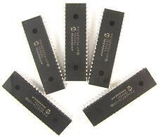 5 pcs Microchip Microcontroller PIC16F877A-I/P 16F877A