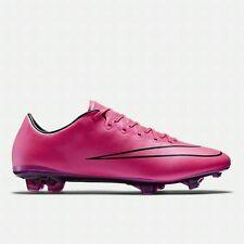 Nike Mercurial Vapor X FG - UK 11 EUR 46) New 648553 660 Hyper Pink/Black New