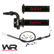 Yamaha YZF-R1 5JJ 2000-2001 Domino Red KRR03 Quick Action Throttle