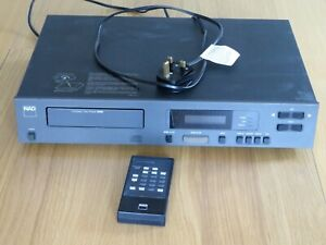 NAD cd player 5240 Stereo Hifi with remote control+instructions- good condition