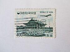 Korea Kyunghoeru Pavilion, 1961, Used/Fine, Airmail  #C26