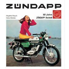 Zündapp 60 Jahre Zündapp Technik Geschichte Modelle Roller Mopds Typen Buch book