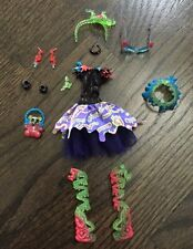 Monster High Doll Clothing, Shoes & Accessories - Ghoulia Outfit - Complete