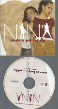 PROMO CD--NINA--MOVE YA BODY--1TR