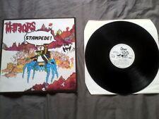 The Meteors 'Stampede' original 1984 vinyl excellent état