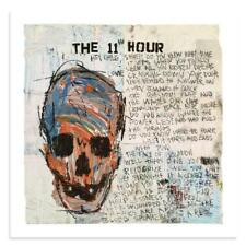Tim Timebomb Armstrong, the 11th hour  print, sold out. Poster child