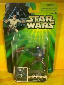 Star Wars - Power of the Jedi - Jango Fett (Sneak Preview)