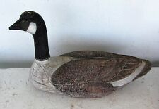 Primitive Composite  Canada Goose Decoy Folk Art or Use