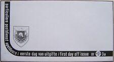 Stadspost Apeldoorn 1983 - FDC 3a zonder 1883-1983 en zonder zegels