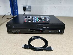 Panasonic DMR-EZ49V DVD Recorder/VHS Recorder Combo with Freeview