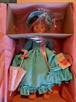VINTAGE MADAME ALEXANDER DOLL LUCINDA #1535 MINT IN ORIGINAL BOX WITH TAG