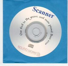 (EL407) Scanner, One Foot In The Grave And More Pissed Than Ever - DJ CD
