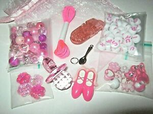 Dummy / Pram Clip Starter Kit  *My Petite One and Only*  ++++ Instructions