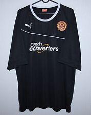 Motherwell Scotland shirt #6 McManus Puma Size XL