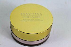 Beautiful  Estee Lauder Perfume Body Powder 1 oz. NEW Sealed without box