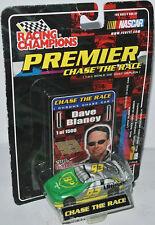 Premier 2001 - #93 DODGE NASCAR * BP ULTIMATE * Dave Blaney - 1:64 with car cover