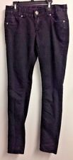 Red Camel Faded Black Size 7 Low-Rise Super Skinny Stretch Jeans