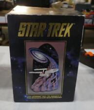 STAR TREK Uss Enterprise NCC 1701 3D Outer Space Environment Statue