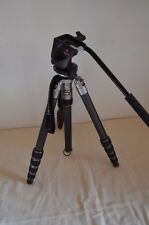 ProMaster 525T Professional Tripod Black With Manfrotto 700 rc2 Head