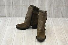 Miz Mooz Tulia Boots - Women's Size 7.5-8 - Dark Chocolate