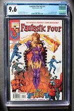 FANTASTIC FOUR V3 #11 1st AYESHA 1998 Guardians of the Galaxy MOVIE CGC NM+ 9.6