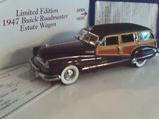 Danbury Mint 1947 Buick Roadmaster Estate Wagon  - 1:24 die cast Limited Edition
