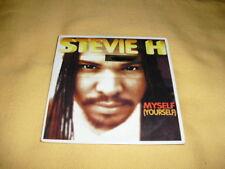 Stevie H – Myself (Yourself) CD Single