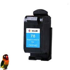 Tinta para HP 78XL DeskJet 1220c 6122 6127 9300 930c 932c 950c 952c 959c 970cxi