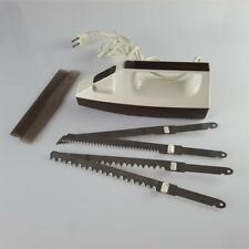 Moulinex Type 38202 elektrisches Messer Tranchiermesser 100 W 2 Messer-Größen