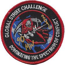 SP-303J NASA Global Strike Challenge Patch Hook And Loop