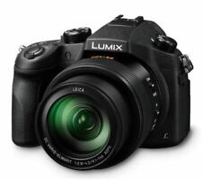 PANASONIC Lumix DMC-FZ1000EB Bridge Camera - 20.1MP, Black - New