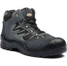 Dickies Storm Steel Toe-Cap Safety Hikers - Mens Work Boots Sizes 4-12 FA23385S