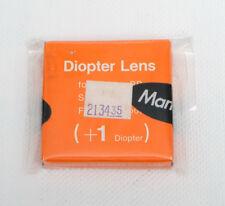 Mamiya Rb67 / Rz67 + 1 diopter lens f waist level finder - correction lens