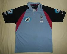 NEC HARLEQUINS / 2001-2003 Training? - KooGa - MENS rugby Shirt / Jersey. Size L