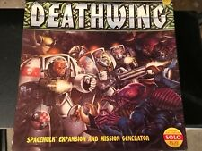 Deathwing expansion Space Hulk NEUF