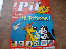 Pif Gadget #1, 1er juillet 2004