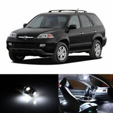 20x HID White Interior LED Lights Package Kit Fits 2001-2006 Acura MDX New