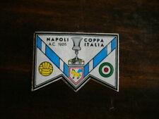 SCUDETTO NAPOLI COPPA ITALIA ALBUM CALCIATORI PANINI 1965/66 CON VELINA