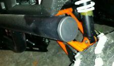 2 PK 2012-17 Polaris Ranger -500 800 900 XP ATV UTV Bumper End Cap Plug