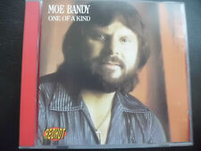 MOE  BANDY   -  ONE  OF  A  KIND   ,   CD   1986    ,     NEW  COUNTRY ,  REDHOT