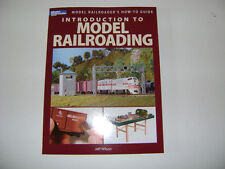 Model Railroader's Introduction To Model Railroading Book